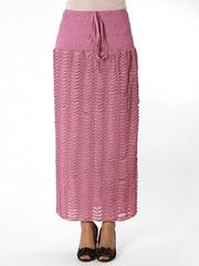 25294-4 юбка сиреневая