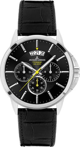Купить Наручные часы Jacques Lemans 1-1542A по доступной цене