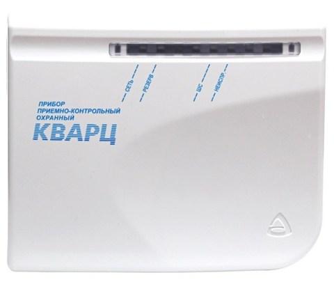 Прибор приемно-контрольный охранный - Кварц, вариант 1 (новый, с 2016 г.)