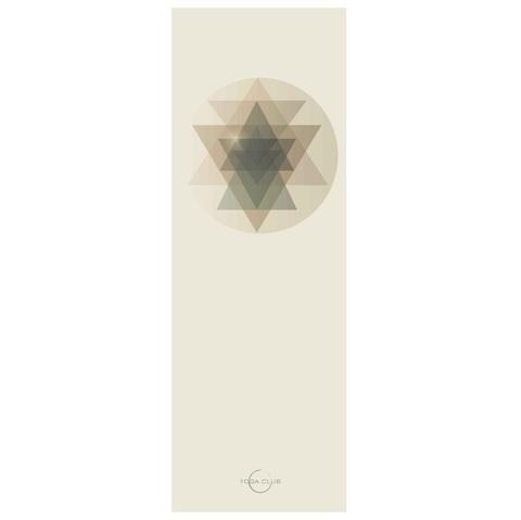 Полотенце для йоги Satori из микрофибры, 183*61 см