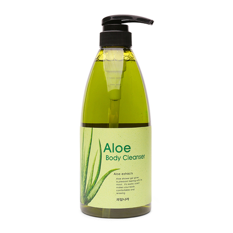 WELCOS Kwailnara Гель для душа алое Kwailnara Aloe Body Cleanser