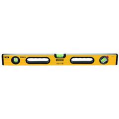 Уровень Stayer Stabil алюминиевый 3 глазка, длина 150 см (3471-150)
