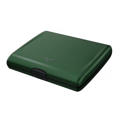 Кошелек-органайзер c защитой Tru Virtu Ray, зеленый , 130x102x23 мм