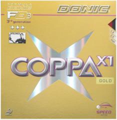 Накладка DONIC Coppa X1 Gold