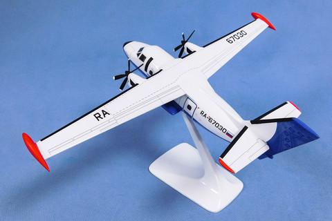 Модель самолета L-410 (М1:72, Оренбуржье)