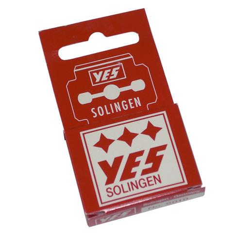 Лезвия для скребка Solingen Yes,  1 упаковка (10 шт)