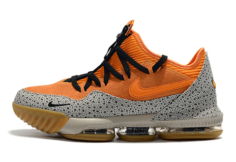 Nike LeBron 16 Low 'Safari'