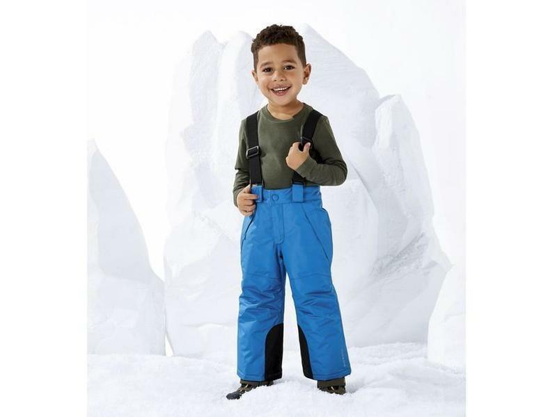 Брюки для мальчика горнолыжные Lupilu