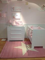 Ковер Lorena Canals Wool Star Pink (140 х 200)