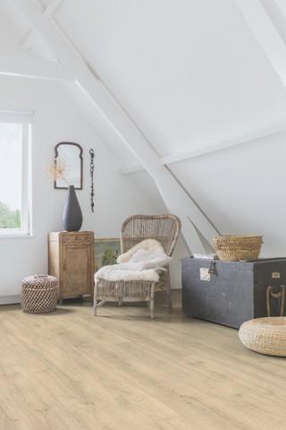 Woodland Oak beige | Ламинат QUICK-STEP MJ3545