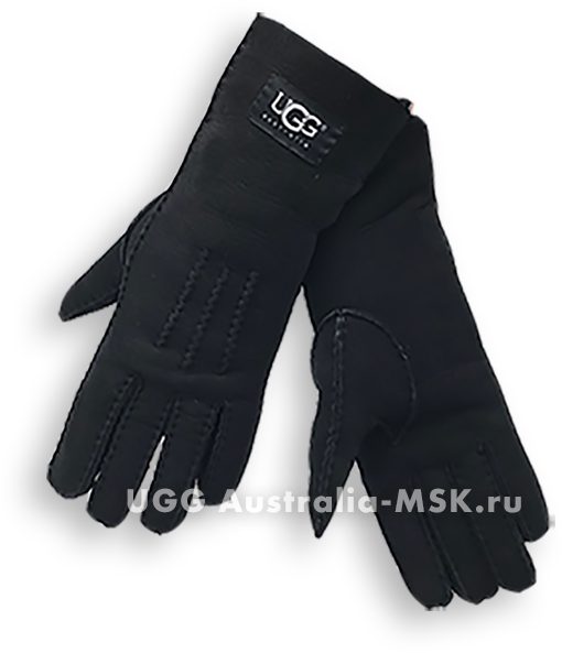 UGG  Women's Glove Three Rays Black