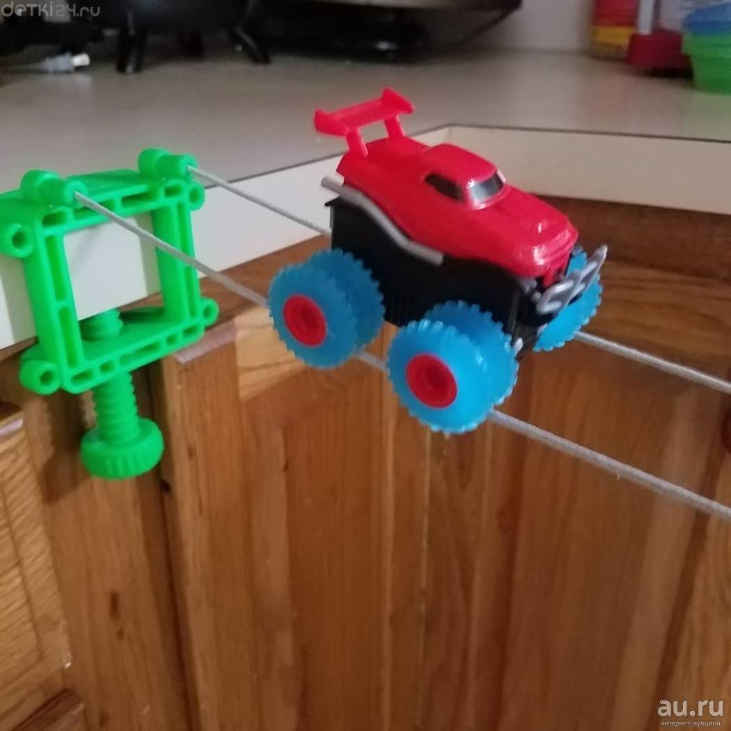 Машинки Trix Trux - Средний набор - 1 машинка