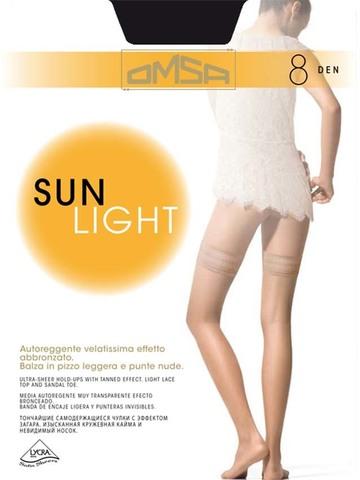 Чулки Sun Light 8 Auto Omsa