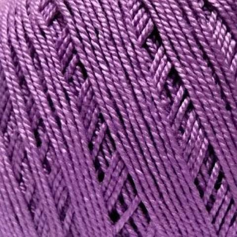 Пряжа Пехорка Успешная темно-лиловый 87