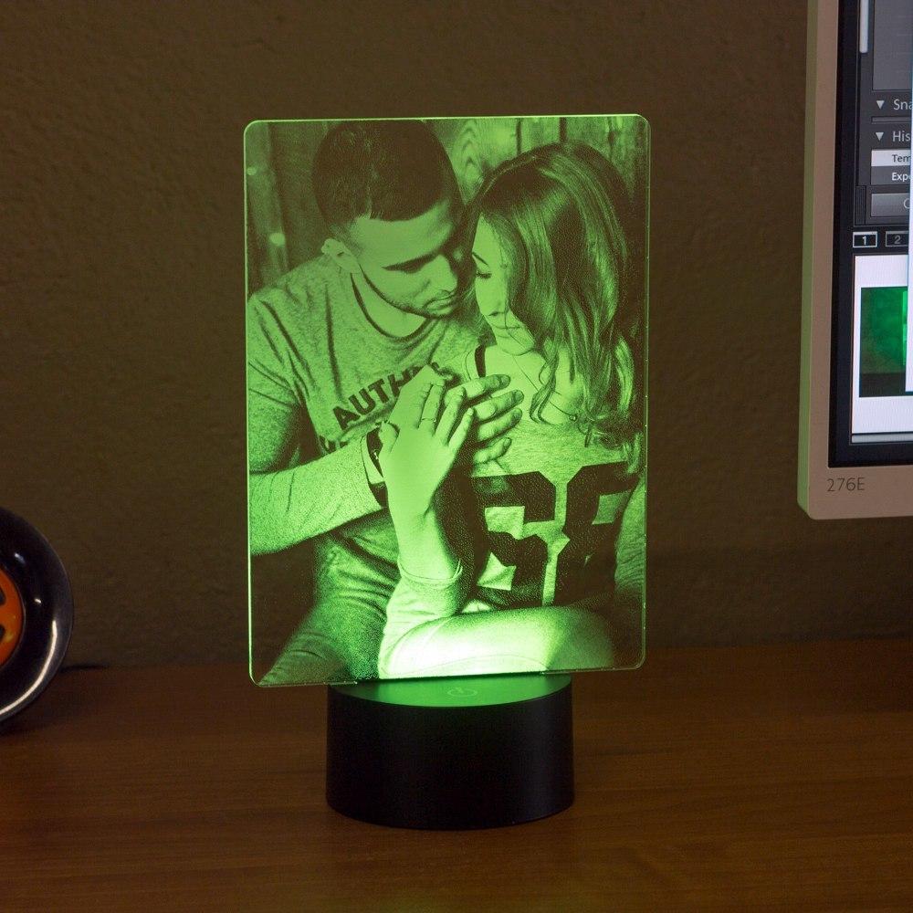 любом случае, светильник с фотографиями на заказ предложения