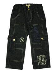 Детские джинсы на мальчика марки PlayToday