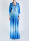 Платье длинное BLUGIRL BLUMARINE