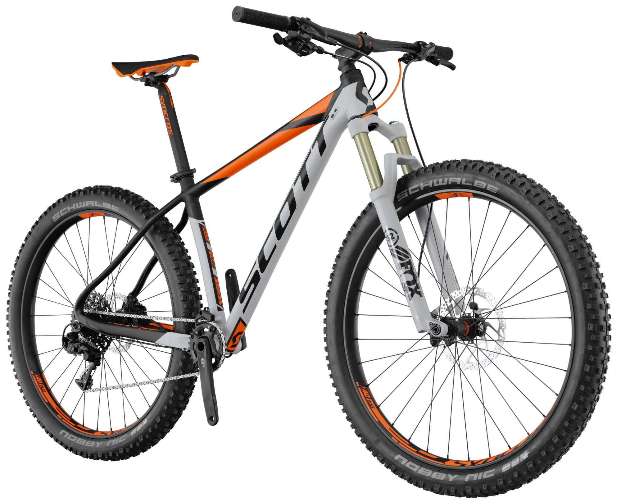 Scott Scale 710 Plus (2016)