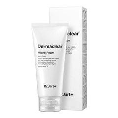 Dr.Jart+ Dermaclear Micro Foam – Гель-пенка для умывания и очищения