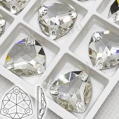Оптом  купить пришивные стразы Crystal Trilliant Триллиант