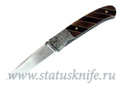 Нож William D. Pease Damascus Knife