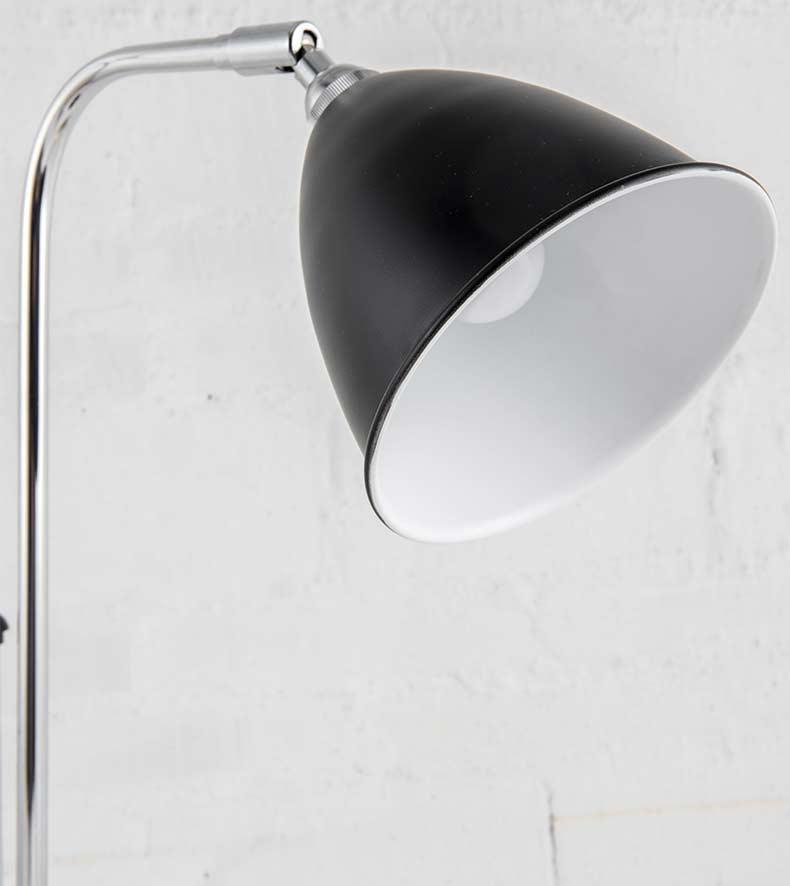 Настольный светильник копия Bestlite BL1 by Gubi (черный)