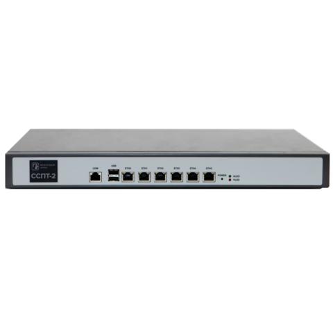 Межсетевой экран - Cпециализированный сетевой процессор для телематических сетей ССПТ-2-06