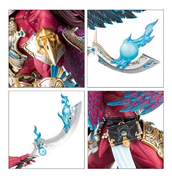 Magnus the Red. Детали