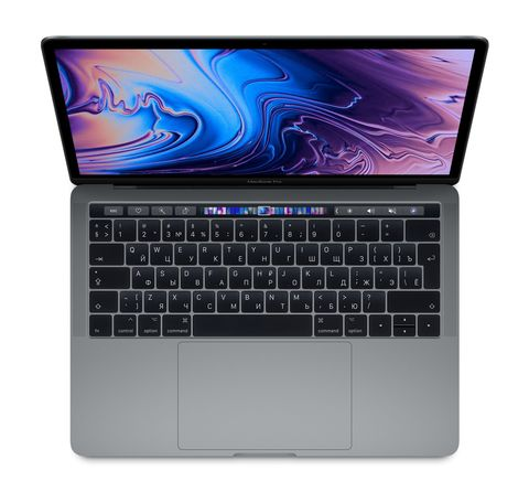 Apple MacBook Pro Touch Bar и Touch ID 13