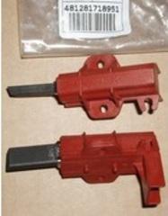 Щетки в корпусе для электродвигателя стиральных машин Вирпул и др. 5x12.5x32