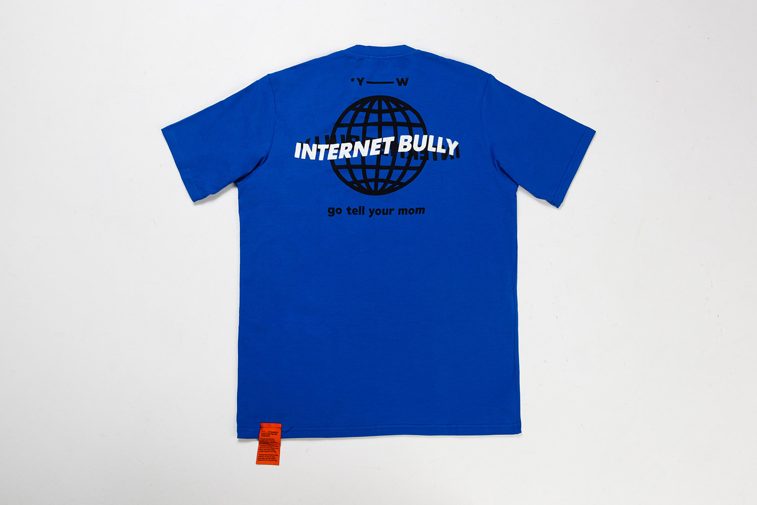 Internet bully (blue)