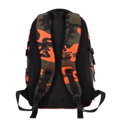 Рюкзак школьный Sun Eight 8105 камуфляж красный
