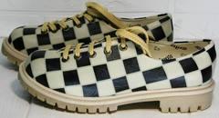 Туфли oxford женские Goby TMK6506