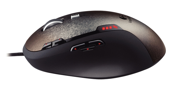 LOGITECH Gaming Mouse G500
