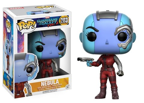 Фигурка Funko POP! Bobble: Marvel: Guardians O/T Galaxy 2: Nebula 13155