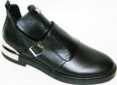 Туфли на низком ходу