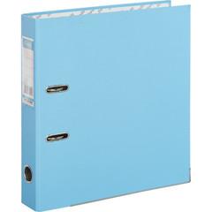 Папка-регистратор Bantex Economy Plus 50 мм голубая