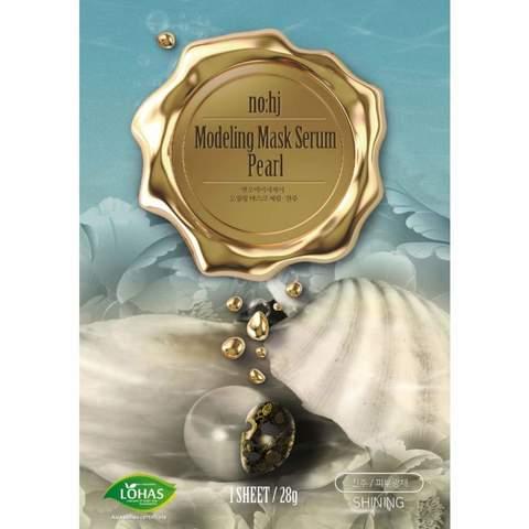 Омолаживающая Маска С Жемчугом И Золотом NO:HJ Modelling Mask Serum Pearl