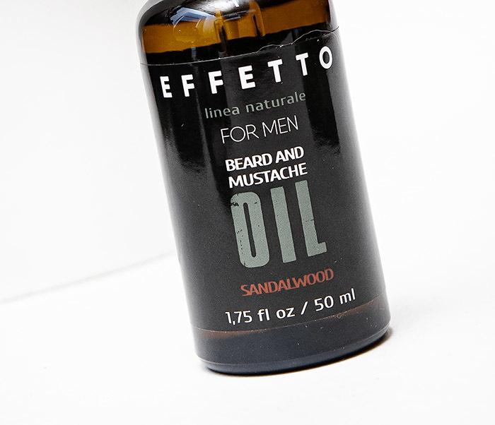 CARE139-4 Масло для для ухода за бородой и усами EFFETTO «Сандал» (50 мл) фото 02