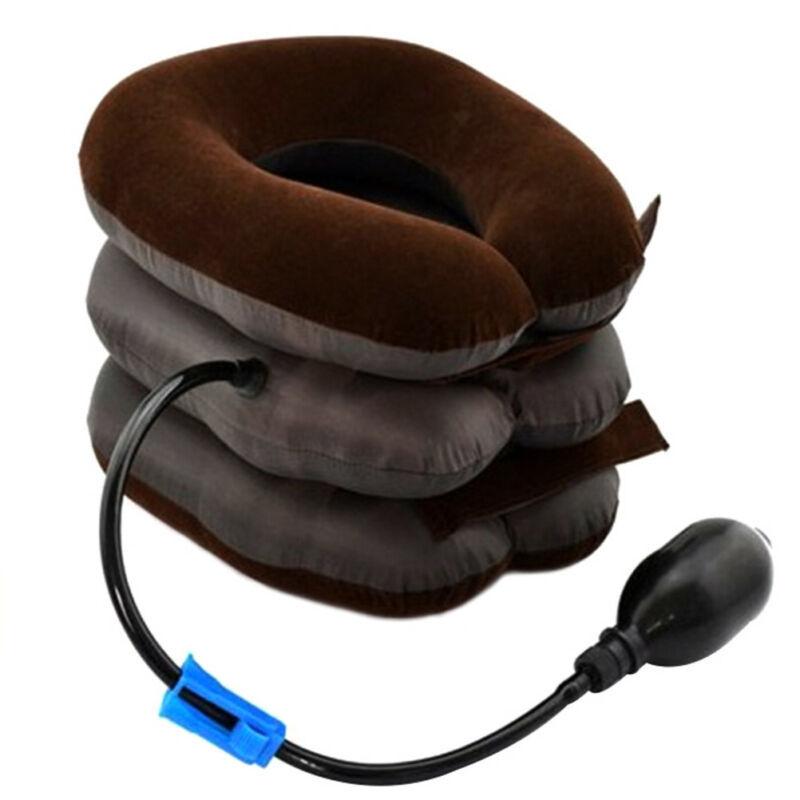 Массажный воротник для шеи Cervical Neck Traction Device - купить по выгодной цене | Planetavesov