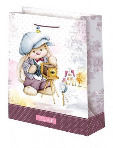 Подарочный пакет Зайка Ми Стефан (большой)