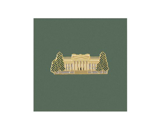 Значок металлический Пушкинский музей