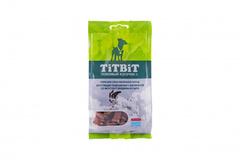 Titbit хрустящие подушечки с начинкой со вкусом говядины и сыра для мелких пород 95г