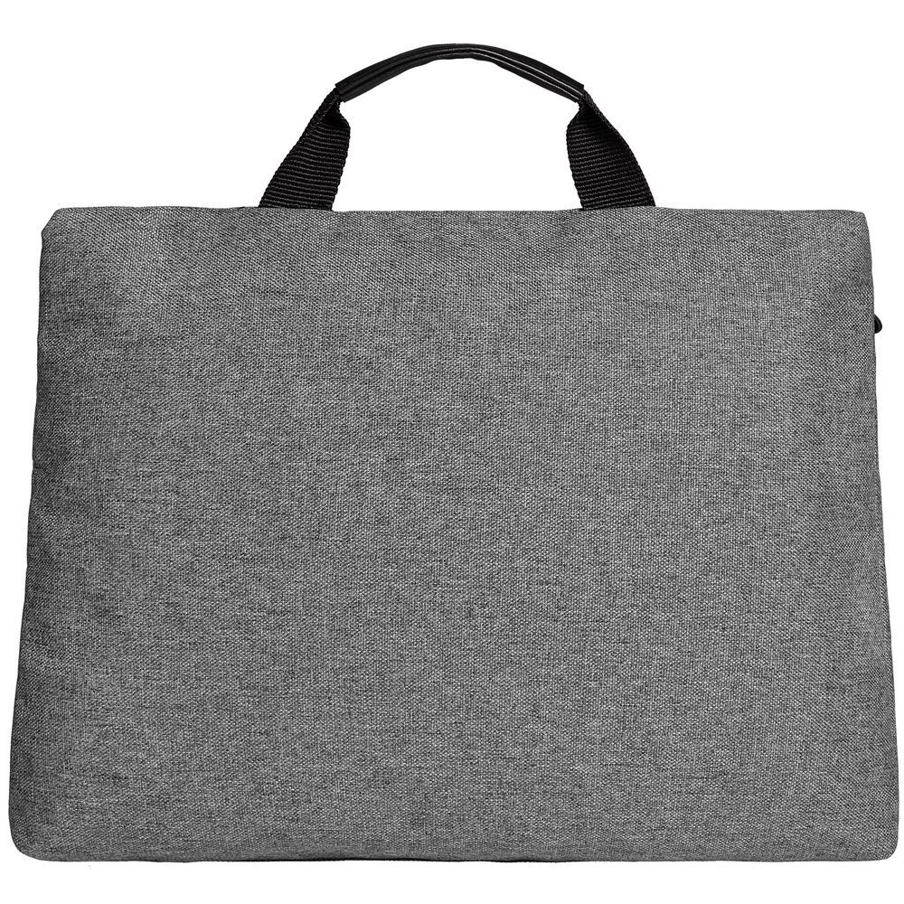 Burst HotDoc Document Bag, grey