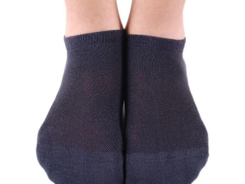 Носки BROGETT? серо-синие BRG-KPT445