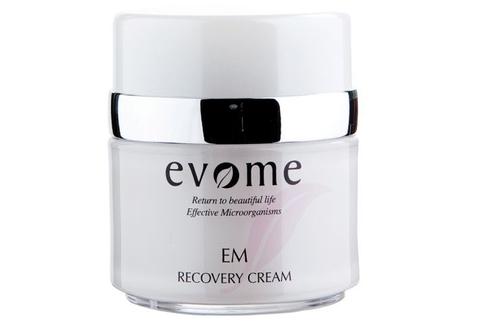 Восстанавливающий крем для лица, Evome