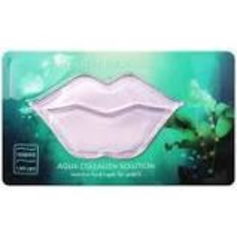 NATURE REPUBLIC COLLAGEN Маска для губ увлажн. с коллагеном AQUA COLLAGEN SOLUTION MARINE HYDROGEL LIP PATCH(R 9,5мл