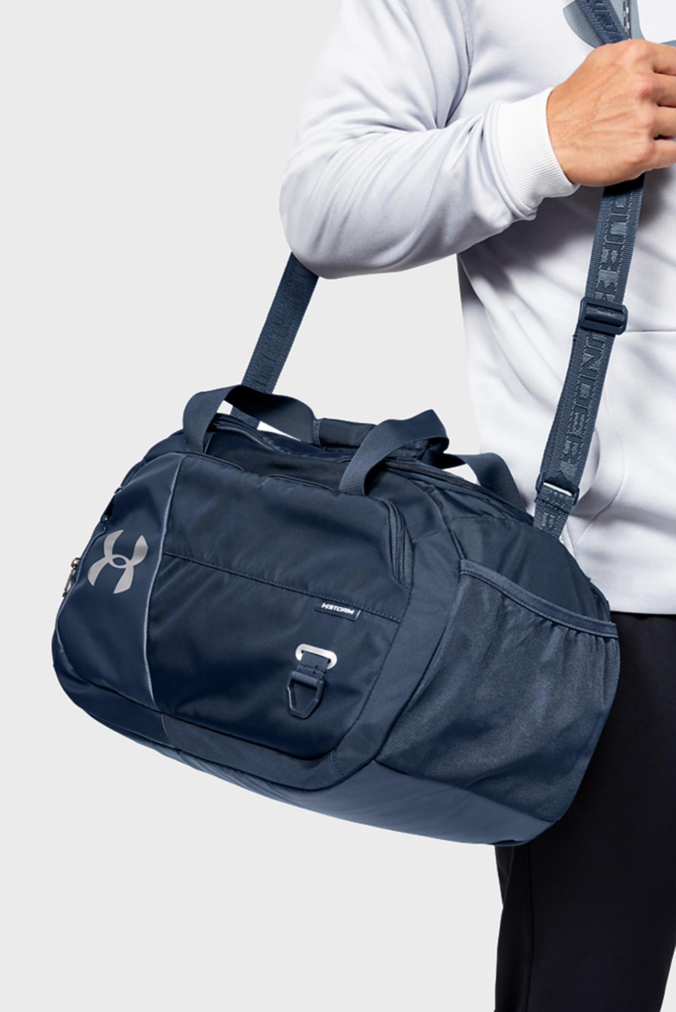 Синяя спортивная сумка Undeniable Duffel 4.0 XS Under Armour