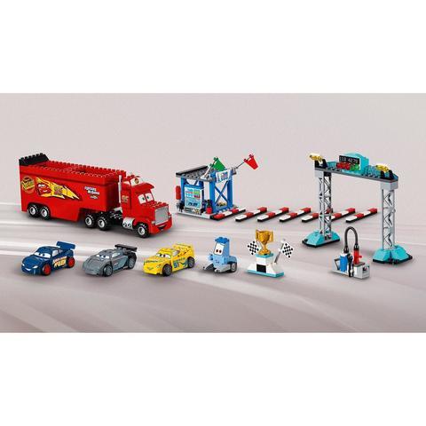LEGO Juniors: Финальная гонка «Флорида 500» 10745 — Florida 500 Race Final — Лего Джуниорс Подростки