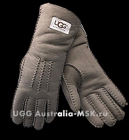 UGG Women's Glove Three Rays Metallic Gray